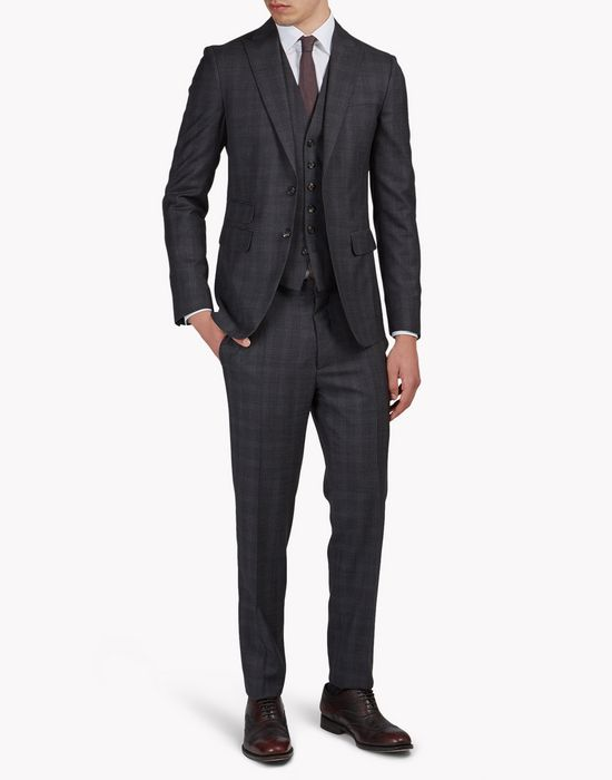 london suit costumes Homme Dsquared2