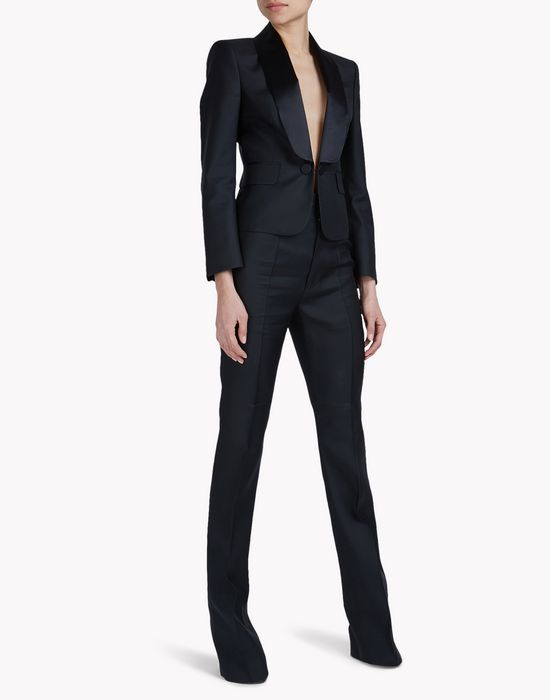 sabrina suit combined look Woman Dsquared2