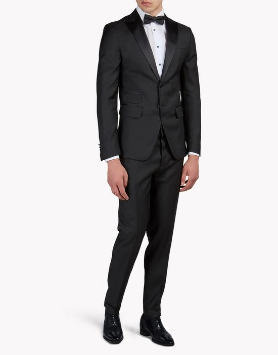 london suit anzüge Herren Dsquared2