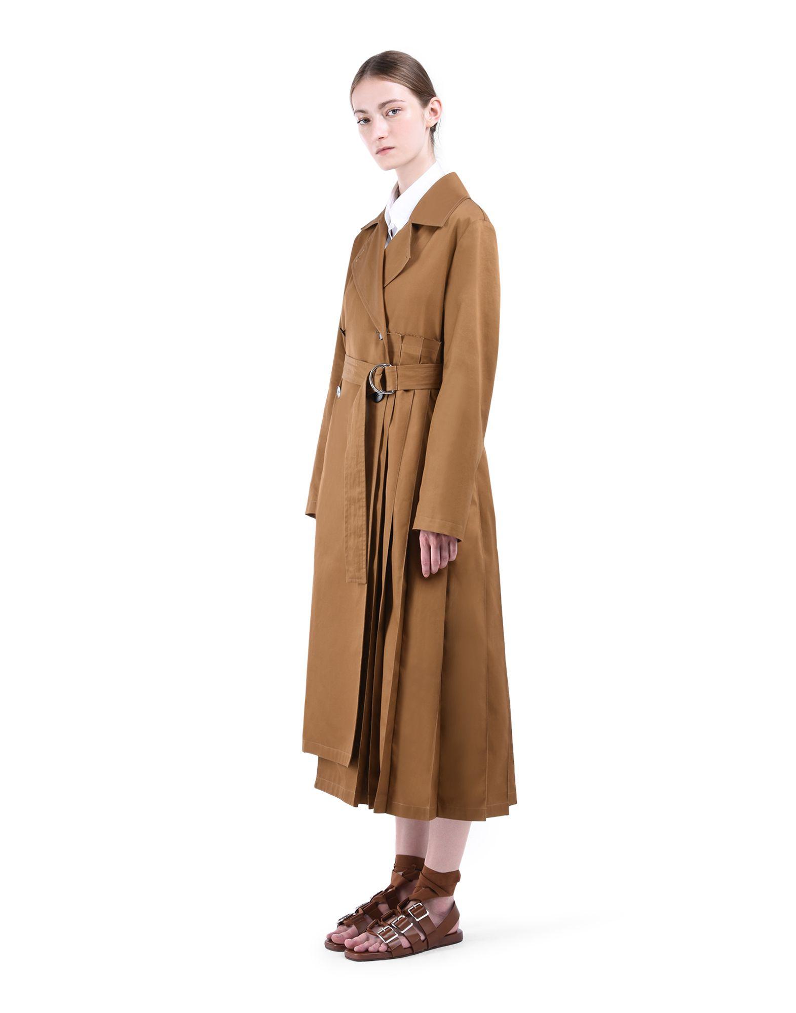 TRENCH - JIL SANDER Online Store