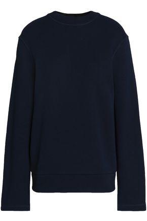 조셉 JOSEPH Cotton-terry sweatshirt,Midnight blue