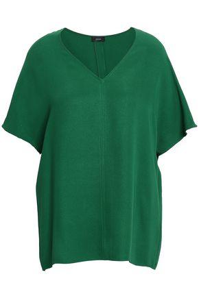 조셉 JOSEPH Silk blouse,Emerald