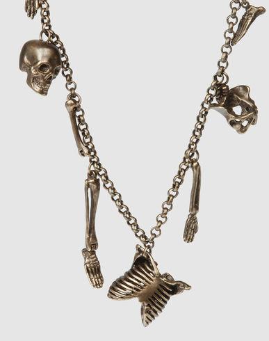 ALEXANDER MCQUEEN Women - Jewelry & watches - Necklace ALEXANDER MCQUEEN on YOOX