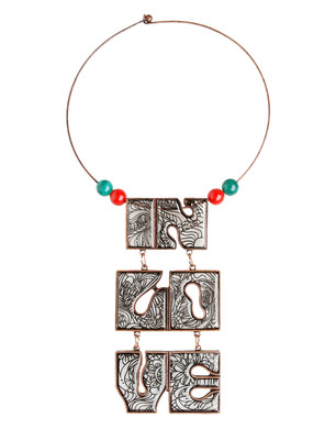 Necklace Women - Accessories Women on Miss Sixty Online Store