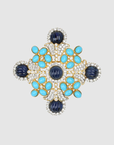 KENNETH JAY LANE - Brooch