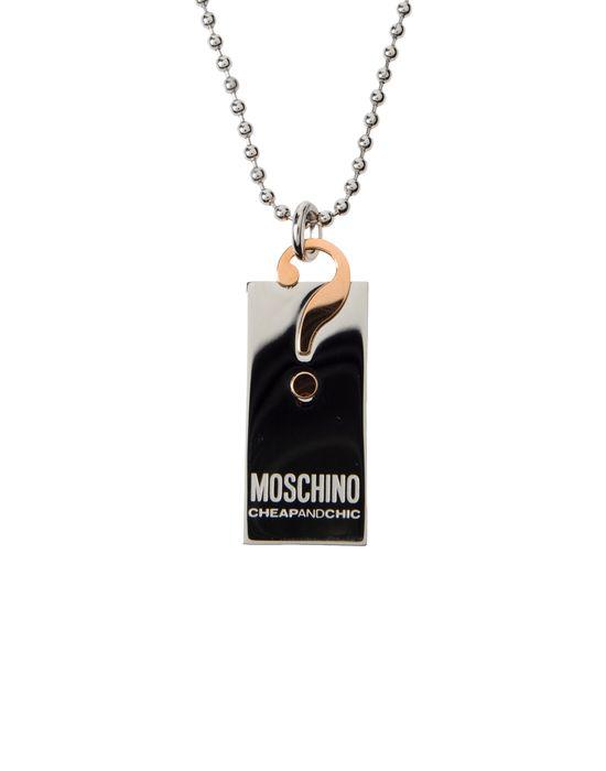 MOSCHINO Ожерелье