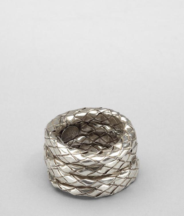 BOTTEGA VENETA Intrecciato Ring Ring D fp