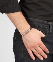 Intrecciato Silver Nappa Bracelet