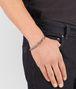 BOTTEGA VENETA BRACELET SILVER, INTRECCIATO DETAIL Bracelet U ap