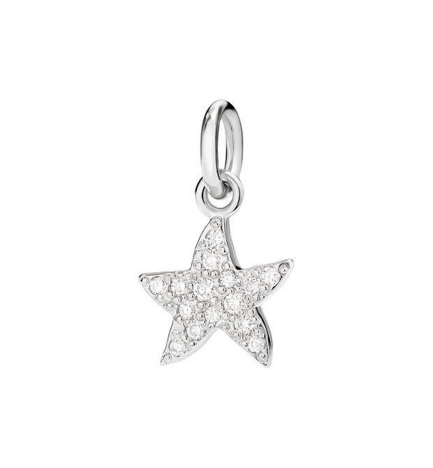 Amato Stella Marina D - Oro Bianco, Diamanti - Dodo | Official Online Store IZ29
