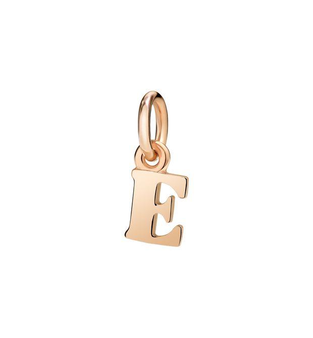 Lettre E - Or Rose 9 Ct - DoDo | Boutique en ligne officielle