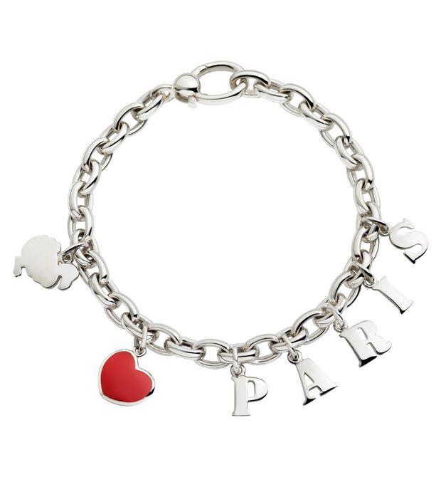 DODO Bracelet E Bracelet kit with silver beads f