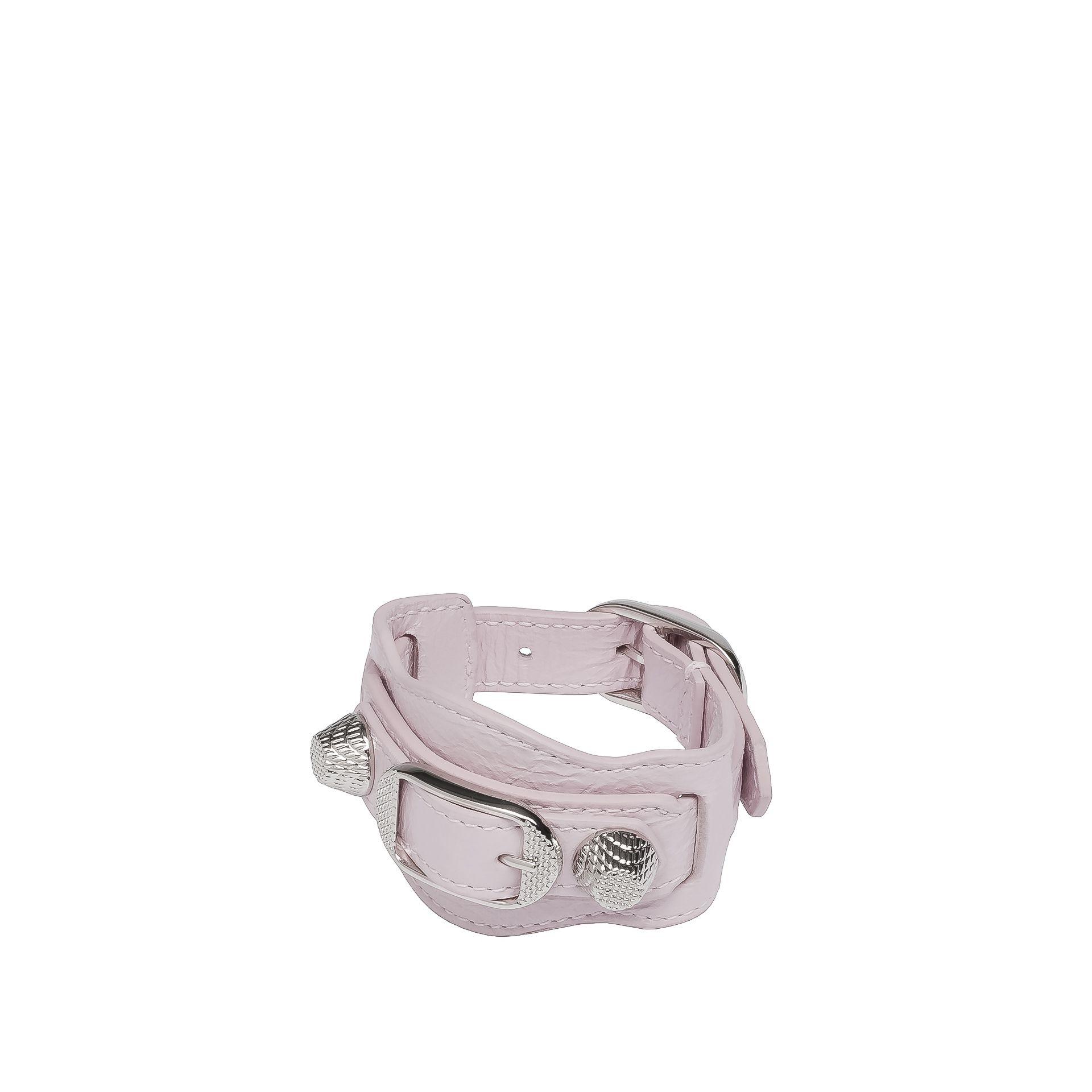 Balenciaga Giant Bracelet Argent