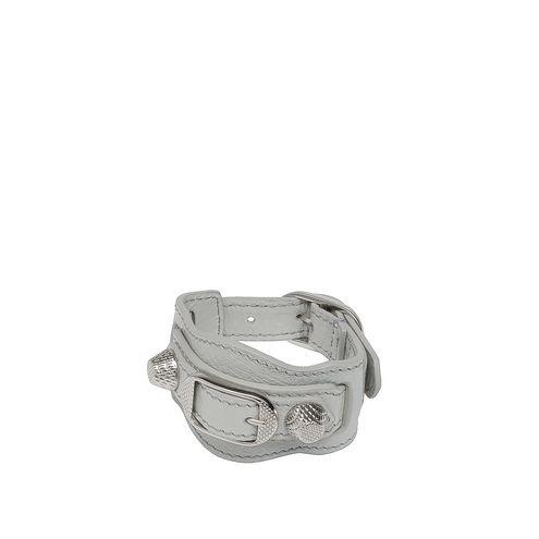 Balenciaga Giant Armband Silber