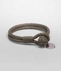 BOTTEGA VENETA - Leather Bracelets, Shadow Intrecciato Nappa Bracelet