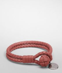 BOTTEGA VENETA - Leather Bracelets, Boucher Intrecciato Nappa Bracelet