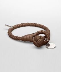 BOTTEGA VENETA - Leather Bracelets, Junior Intrecciato Nappa Bracelet