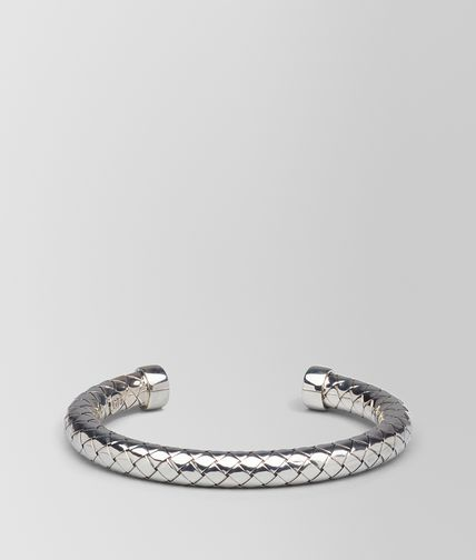 BRACELET IN INTRECCIATO SILVER