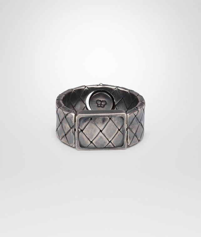BOTTEGA VENETA RING IN SILVER Ring U fp