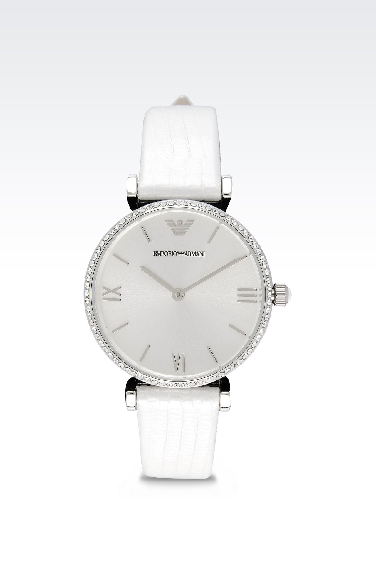 Retro Collection Analogical Watch: Watches Women by Armani - 0