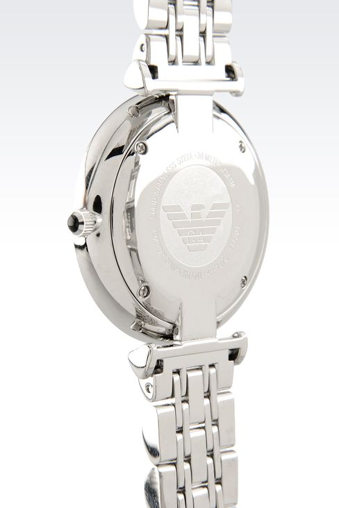 Retro Collection Analogical Watch: Watches Men by Armani - 4