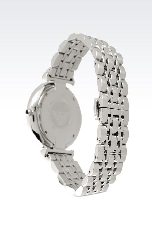 Retro Collection Analogical Watch: Watches Men by Armani - 2