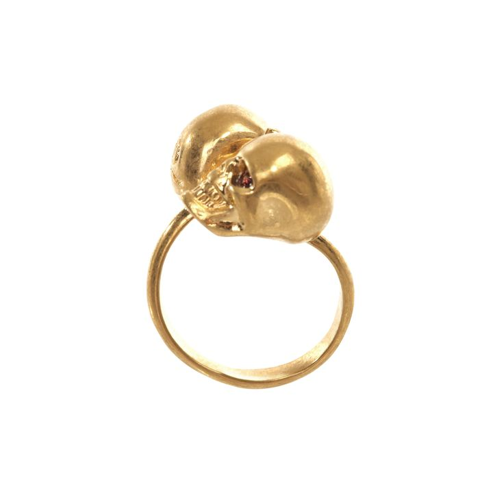 Alexander McQueen, Twin skull Ring