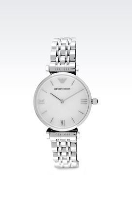 Armani Watches Women retro collection analogical watch