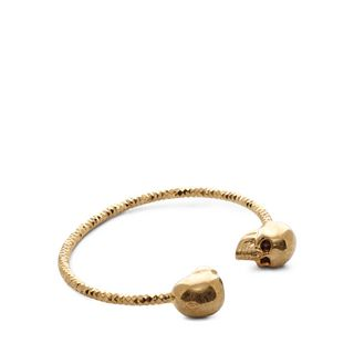 ALEXANDER MCQUEEN, Bracelet, Twin Skull Bangle