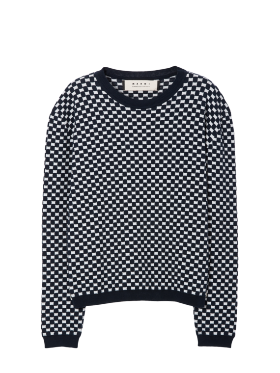 Lily White Marni Sweater