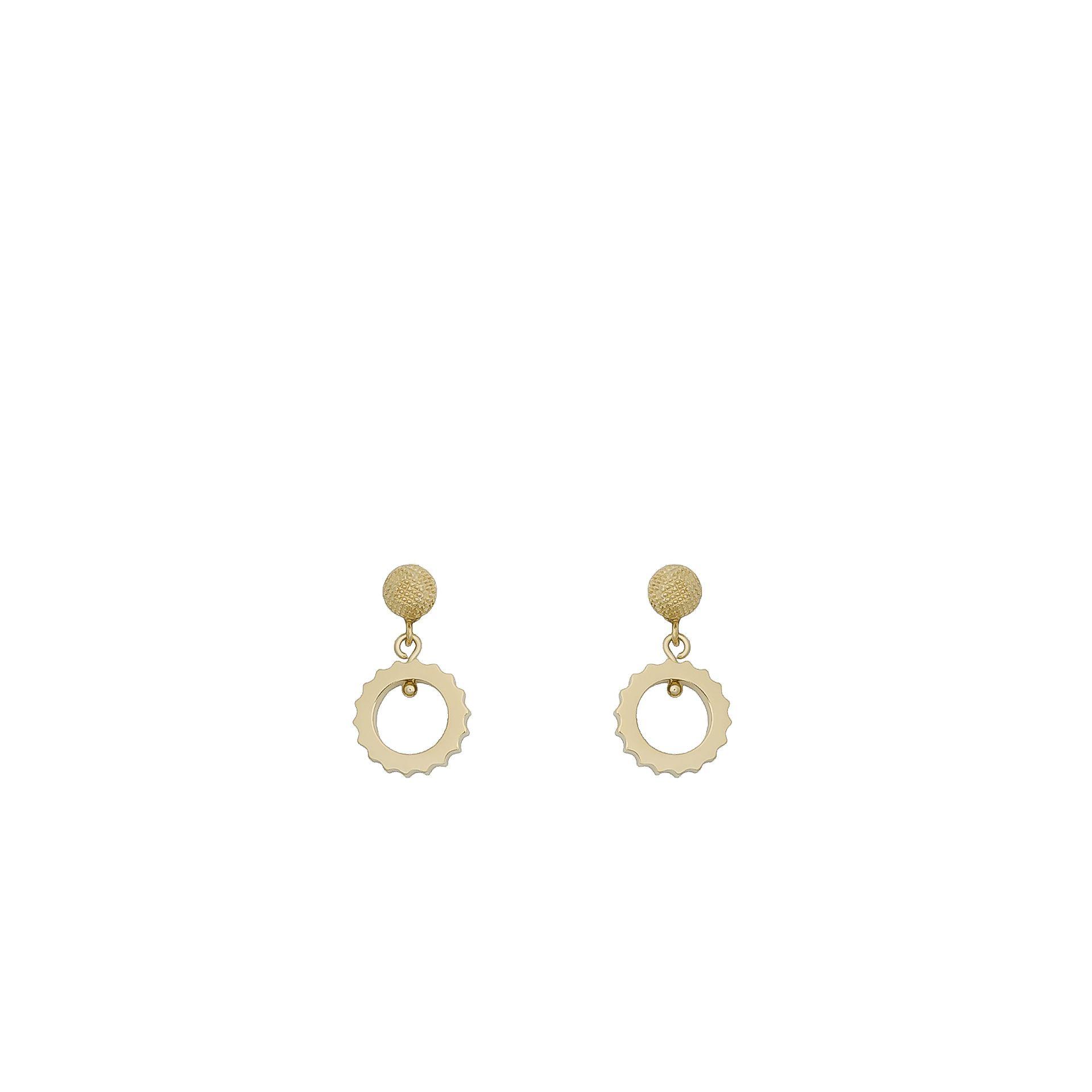 Balenciaga Boucles D'Oreilles Clip Classiques