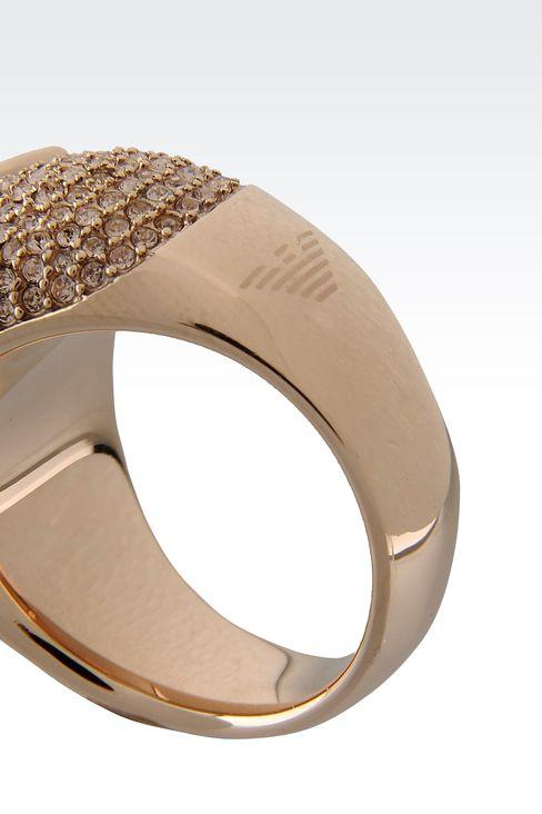 Jewelry: Rings Women by Armani - 3