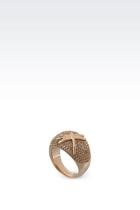 Jewelry: Rings Women by Armani - 2