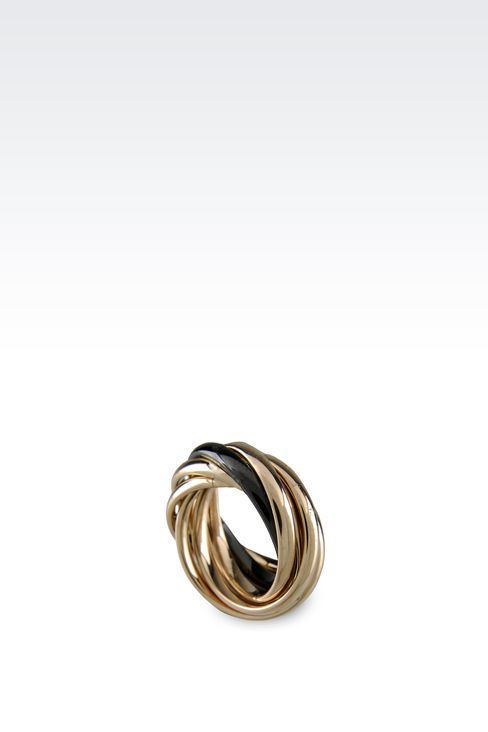 Jewelry: Rings Women by Armani - 2