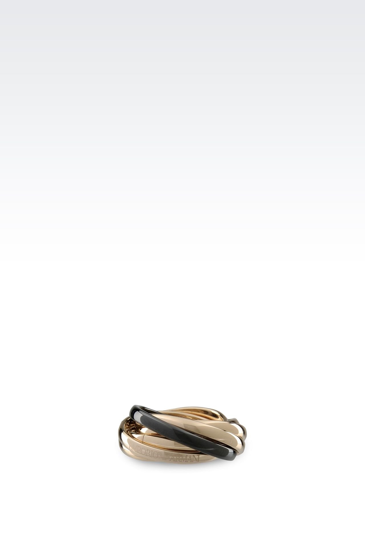 Jewelry: Rings Women by Armani - 0