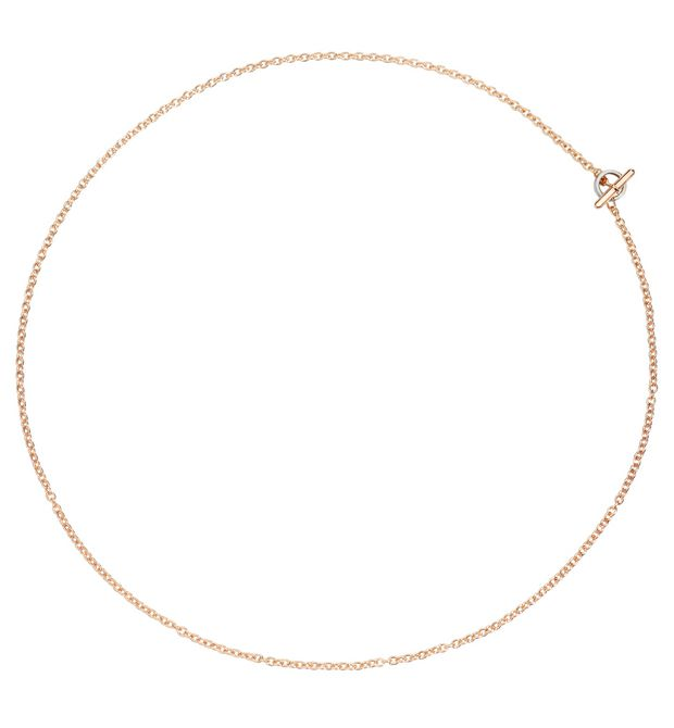 DODO Onesize necklace E Rose gold chocker f