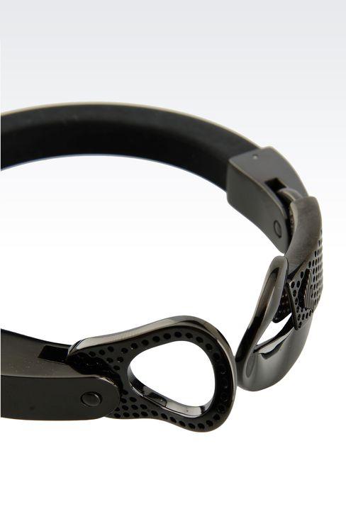 armani bracelet homme
