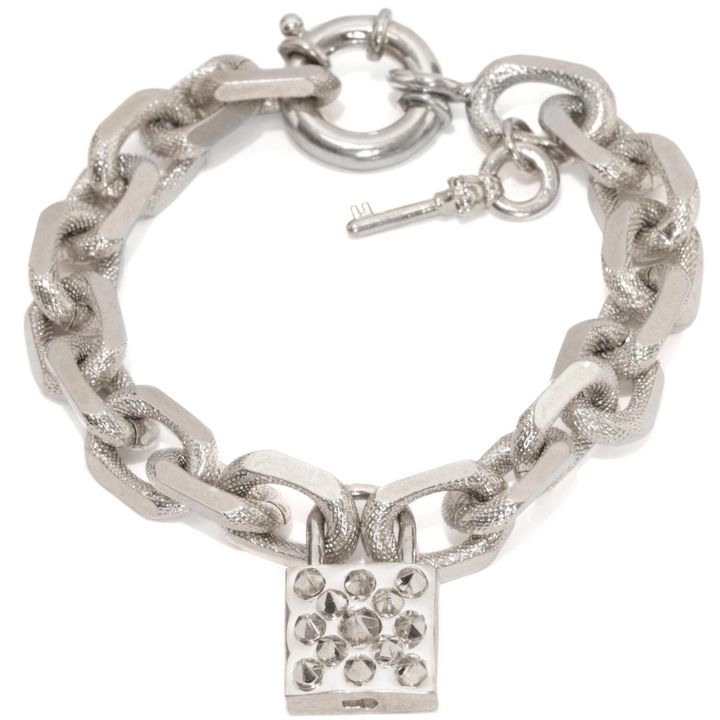 Alexander McQueen, Bracelet avec cadenas