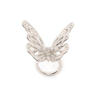 alexander mcqueen, 戒指, 蝴蝶骷髅戒指