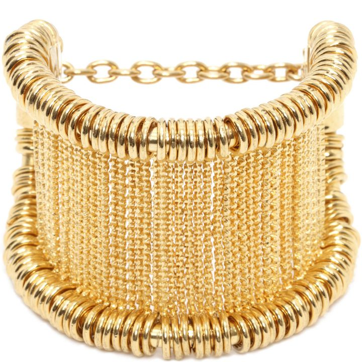 Alexander McQueen, Bracelet-manchette Show