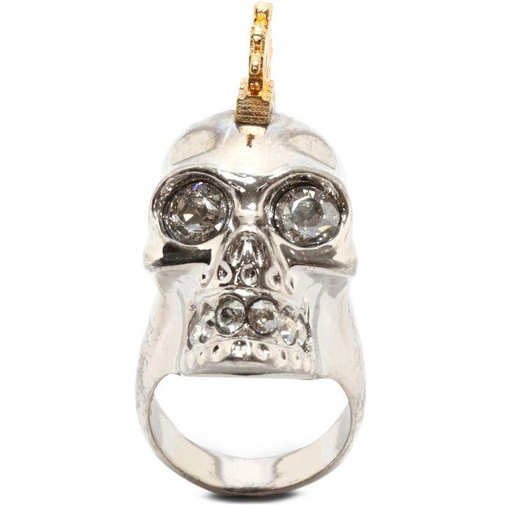Alexander McQueen, Punk Skull Ring