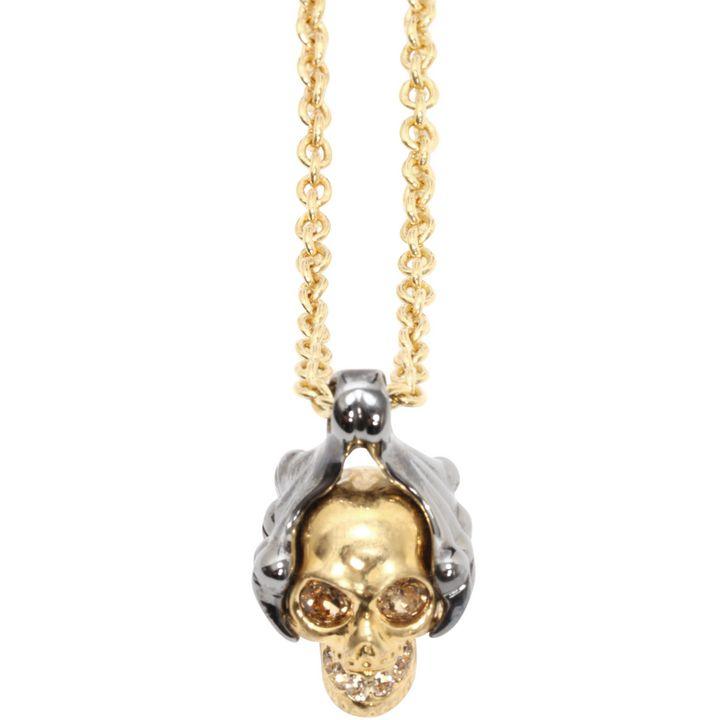 Alexander McQueen, Pendentif Skull et griffes