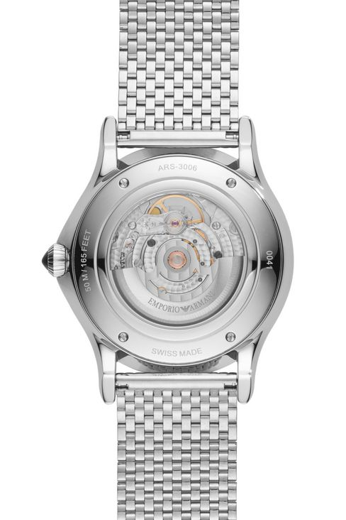 emporio armani men swiss made automatic watch armani com swiss made automatic watch swiss made watches men by armani 2