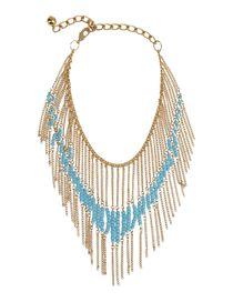 PINKO GREY - Necklace