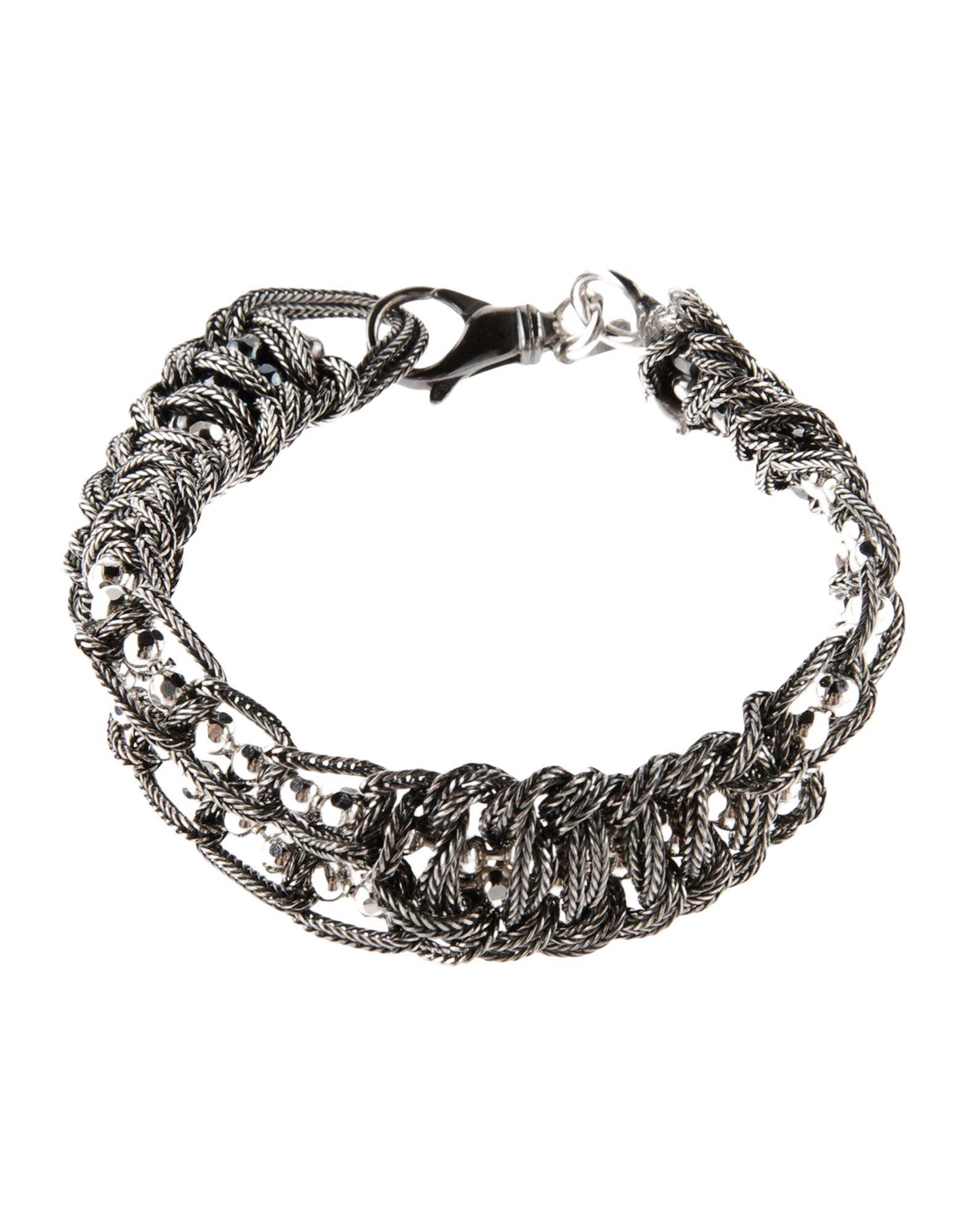 EMANUELE BICOCCHI Bracelets  Item 50156418 1