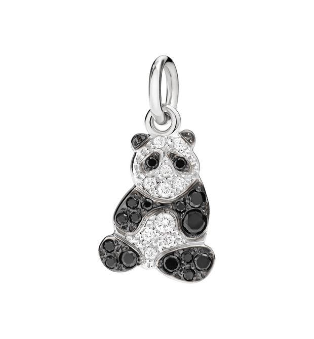 91a2bd96abf74 Panda - Black Diamonds, Diamonds, White Gold - DoDo | Official ...