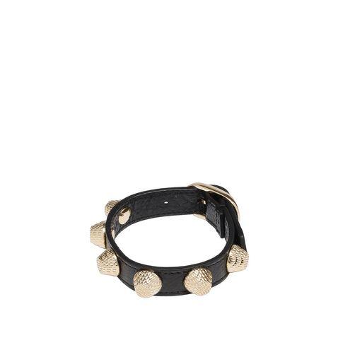 Giant Gold Bracelet Stud