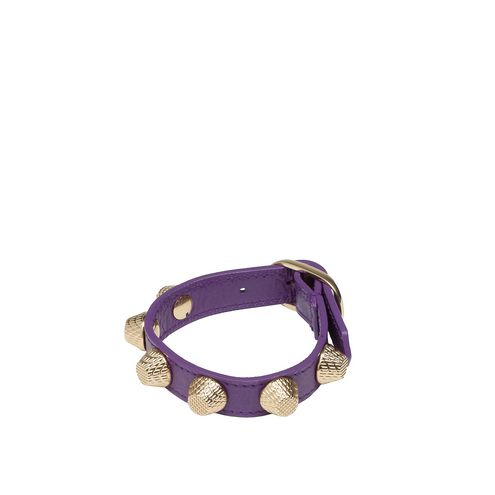 Balenciaga Giant Gold Bracelet Stud