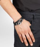 BRACELET IN NERO CALF