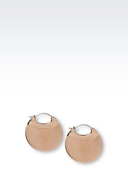 Jewelry: Earrings Women by Armani - 1